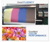 Tinta china de la sublimación del tinte fluorescente para la cabeza de impresora de Dx5 Dx7
