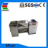 Tipo de placa de eixo duplo máquina de mistura de matéria seca de leite