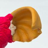 Пластичный рисунок игрушка винила вращения сыча