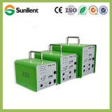 système domestique solaire d'utilisation à la maison d'éclairage de C.C 300W