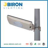 luz de calle solar toda junta del sensor de movimiento de 6W IP67 Aio PIR
