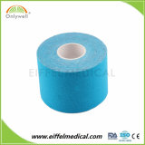 Alta calidad de la terapia de Fisiología del Deporte Kinesiología Tape Made in China
