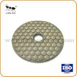 يضغط جافّة كتلة جيّدة الصين [بوليش بد] صغيرة نملة كتلة حجارة [بوليش بد]
