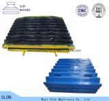 De Plaat van de Kaak van de Delen van de Maalmachine van de Kaak van Terex Js3042 van het Staal van het mangaan
