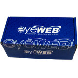 Синий элегантный подгонянная упаковка коробки