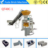 機械を作る手動具体的な空のブロック
