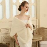 Faux Fur Stoles Suite Wrap Bolero Inverno Shwal Acessórios de casamento