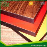 Tarjeta laminada de la alta presión/Laminate/HPL de alta presión decorativo
