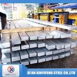 - Barra rectangular de acero inoxidable tipo 304