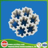 La lumière de la céramique comme d'emballage des supports de transfert de masse