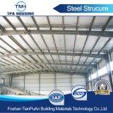 Structure métallique de lumière rapide de construction pour l'atelier