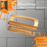 Scivolamento della finestra unica Harware della serratura della maniglia di portello dello zinco