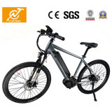 Дешевые 1000W Бесщеточный электродвигатель среднего уровня жира с электроприводом шины велосипеда