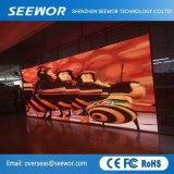 Prix concurrentiel P6mm à haute résolution à l'intérieur de l'écran à affichage LED de location