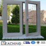 Окно Casement Windows профиля отверстия UPVC качания двойное стеклянное