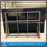 Дешевые искусственние черные камень кварца/кварц с стеклом/Sparkles