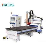Ranurador 1325 del CNC de Hicas (K45MT-3)