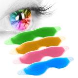 Gel fresco y caliente de uso de máscara de ojo por ojo Relexing