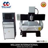Broche unique numérique CNC graveur d'aluminium (VCT- 1325WDS)