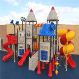 Equipamento ao ar livre do campo de jogos de 2015 crianças da série do navio de espaço (SP-07801)