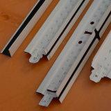 Griglia d'acciaio galvanizzata della scanalatura T del nero del soffitto del ferro