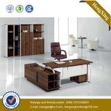MDF luxuoso L mesa da mobília de escritório de escritório da forma (HX-NT152)