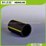 Tubulação de gás natural plástica do HDPE
