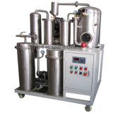 ステンレス鋼の植物油の料理油のプラント石油フィルター(COP-S-20)