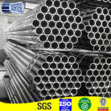 Dünnes rundes Stahlgefäß der Wandstärke-ERW u. Rohr (0.5mm - 1.5mm)