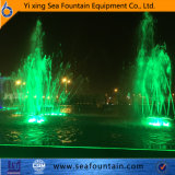 Música multimedia de alta calidad Fuente de agua Seafountain fabricados en China