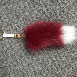 Способа большая Faux шерсть 13cm-15cm Fox Bobble шарики