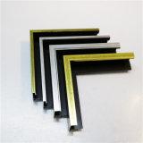 Aluminiumbilderrahmen, der für Glold Farbe Hight Qualität formt
