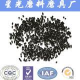Carbón activado granulado para la desulfurización
