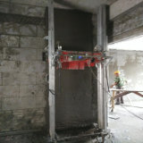 Electronic-and Remote To control Wall Plastering and Rendering Machine