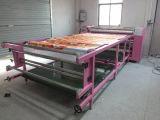 800*3500mm Rodillo de gran formato de la máquina de prensa de calor