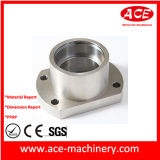 Aluminium, das hydraulische Teil-Befestigungsteile maschinell bearbeitet