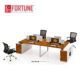 Полезным Easy-Clean 4 Сиденья современной офисной рабочей станции шкаф управления (FOH-R2814-A)