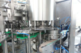 Terminar la maquinaria de relleno carbonatada refresco de relleno carbónica de la bebida de la unidad que capsula que se lava 3 in-1