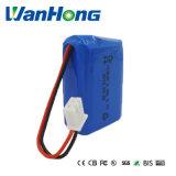 103040PL 2400mAh 1s2p produit Lipolymer Batterie pour portable