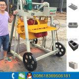 De mobiele Concrete Holle Machine van de Baksteen met Uitstekende kwaliteit