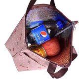 Etanche organisateur de voyages déjeuner pique-nique sac fourre-tout sac du refroidisseur d'Isolés