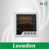 Voltmètre Numérique LED Compteur de tension électrique à 3 phases