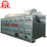 Chaudière à vapeur allumée par biomasse industrielle de boulette de 10 t/h