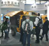 El SDP660H Portable compresor de aire de tornillo impulsado por diesel