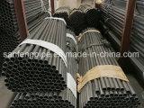 Pipes soudées rondes et tubes d'acier inoxydable pour l'usage de décorations