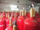 Sistema directo del extintor de la venta al por mayor 70L-180L FM200 de la fábrica