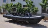 20persons速度の救助艇の膨脹可能で堅い救助艇