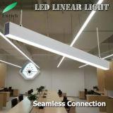 LED 선형 가벼운 펜던트에 의하여 중단되는 알루미늄 합금 고정편 빛