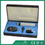 Set de diagnóstico médico otoscopio oftalmoscopio (MT01012201)
