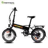 bicicleta de montanha elétrica da dobradura elegante de 48V 250W